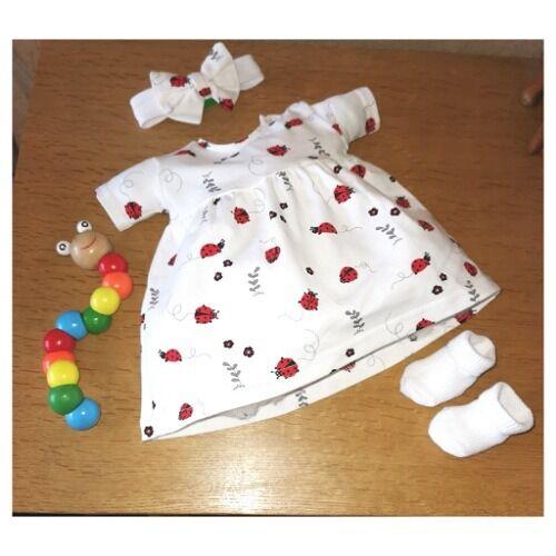 .3lb premature baby clothes dress set 3-5lb PLEASANT PLACES