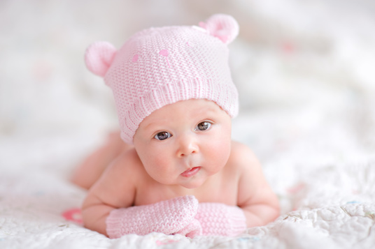 Girls Premature Baby Clothes Hats Tiny baby Hats Cotton Tiny Baby knitted