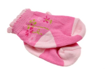 baby socks premature girls tiny