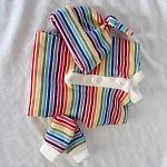 unisex baby bereavement clothes REWARDING RAINBOWS Born at 24 weeks