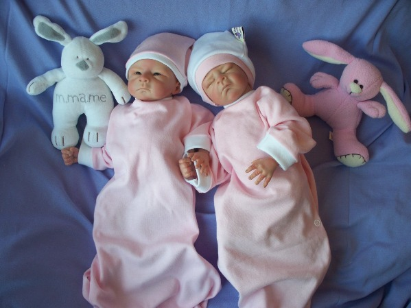 premature baby clothing TWINS sleepyhead gown set all sizes
