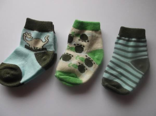 boys prem- newborn baby socks DENO DINO size 000 6-10lb