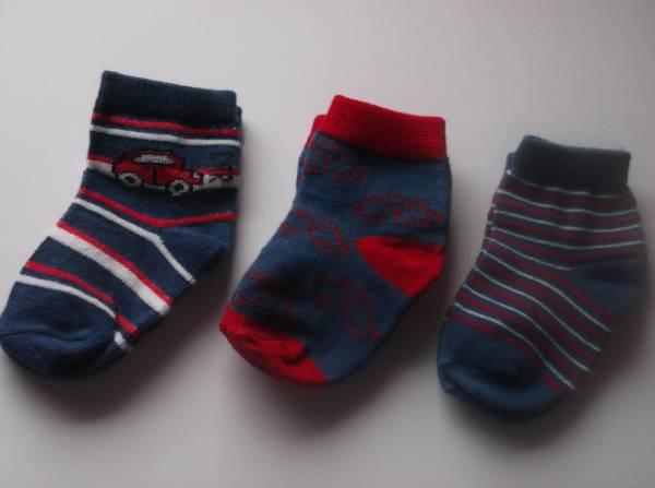 boys prem- newborn baby socks ALL THE BLUES size 000