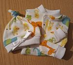 infant miscarriage baby loss Unisex baby bereavement clothes ZOO LOGICAL born 19-21 week