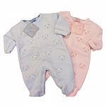 boys preterm babies clothes early baby 2-3lb LOVABLES sleepwear