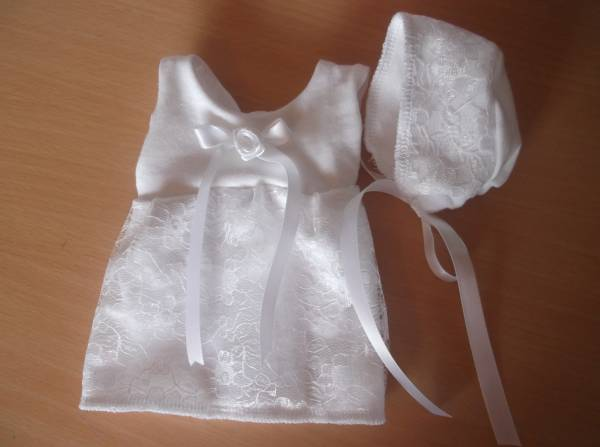 baby bereavement clothes TINKERBELLA dress bonnet nappy set miscarriage 20-22 weeks