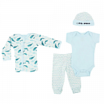 tiny baby boy clothes full outfit 3-5lb SEASIDE SURPRISE