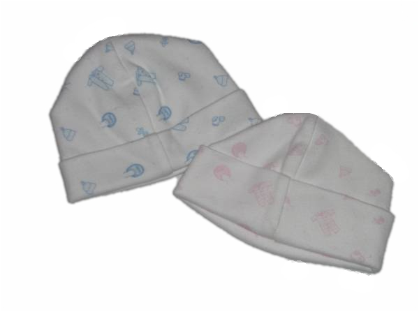 Girls premature baby hat beanie LITTLE ONE 3-5LB