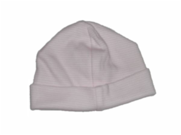 Girls premature babies hat beanie style LITTLE stripes 3-5LB