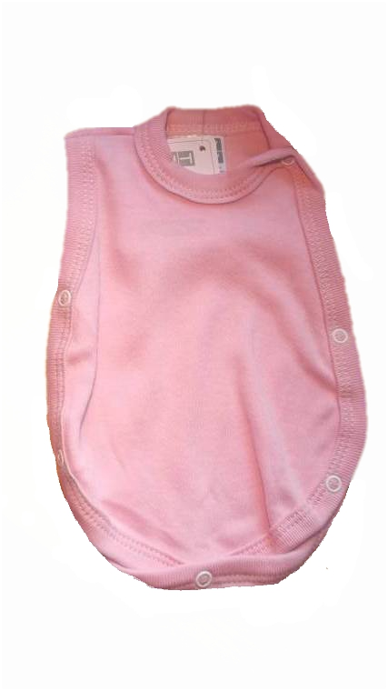 neonatal baby clothes pink popper NICU vest all premature sizes