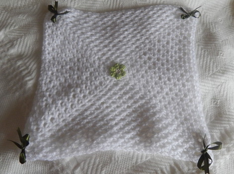 premature baby loss burial blanket OUR TREASURE bereavement 19-21 WEEK
