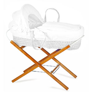 Baby Moses baskets