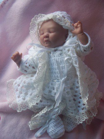 baby funeral clothes