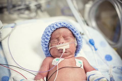 premature infant born early